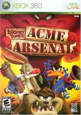 xbox looney tunes acme arsenal