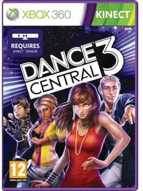 xbox 360 dance central