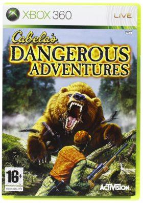 xbox 360 dangeriys adventures