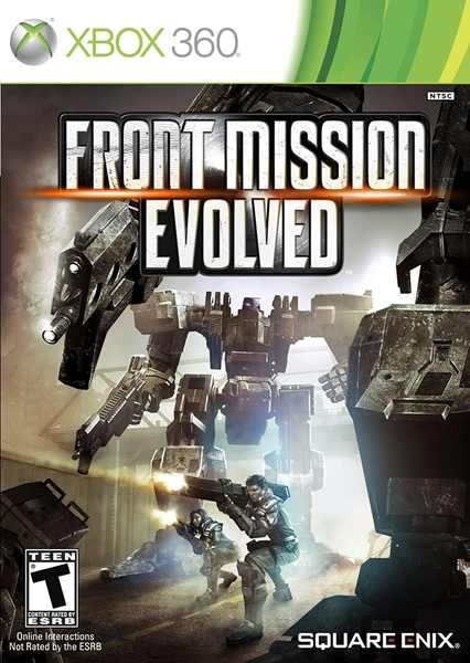 xbox 360 zaidimai fron mission envolved