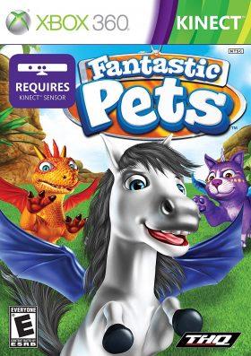 kinect fanstastic pets