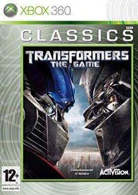 xbox 360 transformers
