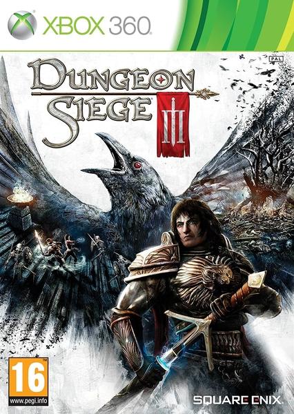 Dungeon Siege III xbox 360 zaidimai