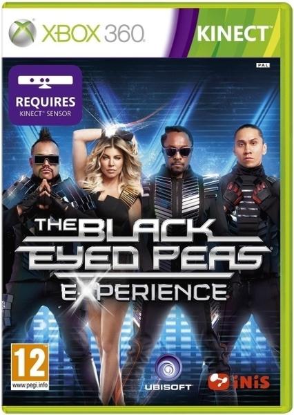 Kinect Black Eyed Peas Experience zaidimai