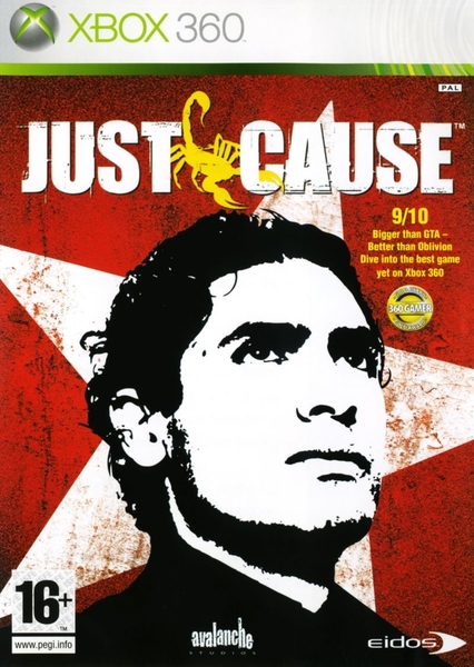 xbox 360 just cause