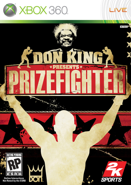 xbox 360 prizefighter