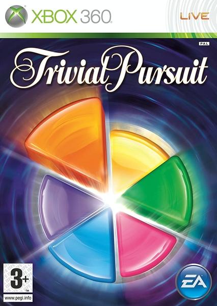 trivial pursuit xbox 360 zaidimai