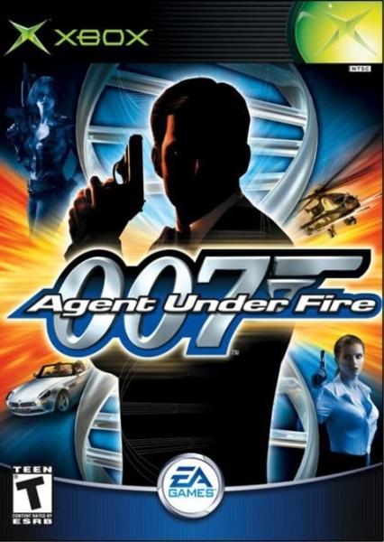 xbox 360 007 agent underfire