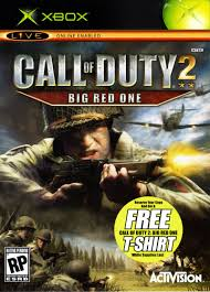 xbox 360 call of duty 2 big red one
