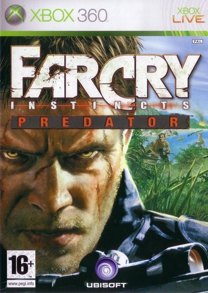 xbox 360 far cry predator