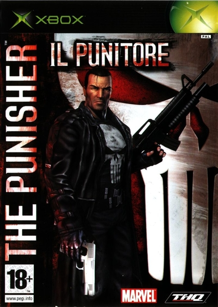 xbox 360 the punisher