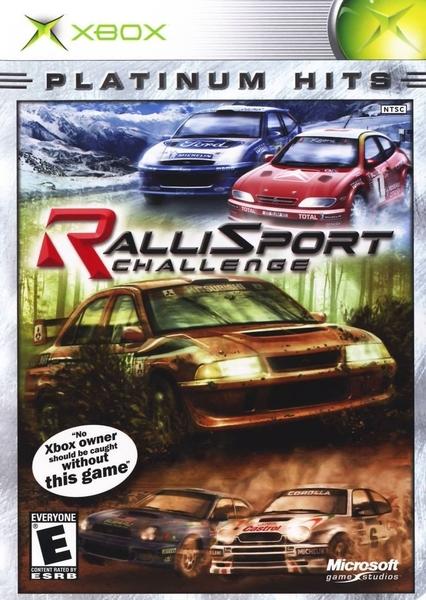 xbox 360 ralli sport