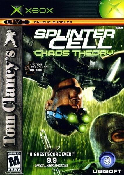 xbox 360 splinter cell chaos pandora tomorrow