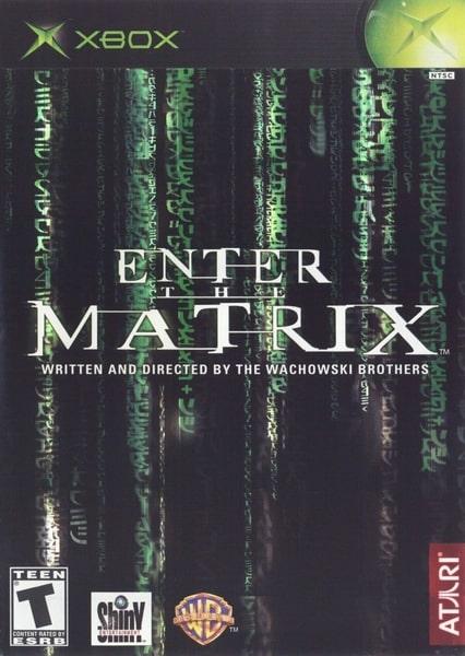 xbox 360 enter matrix