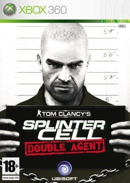 xbox 360 spilnter cell double agent