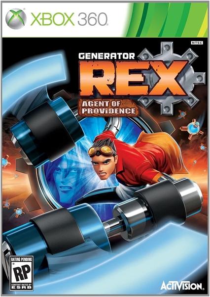 xbox 360 rex