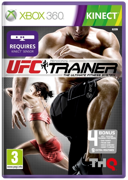 xbox 360 ufc trainer kinect