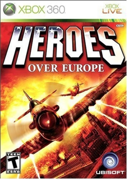 xbox 360 hereos over europe