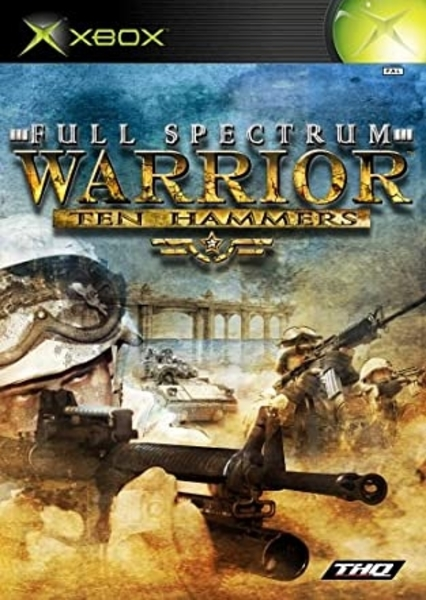 xbox 360 warrior