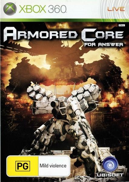 xbox 360 Armored Core