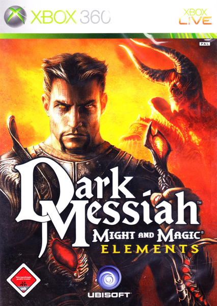 xbox 360 dark messiah