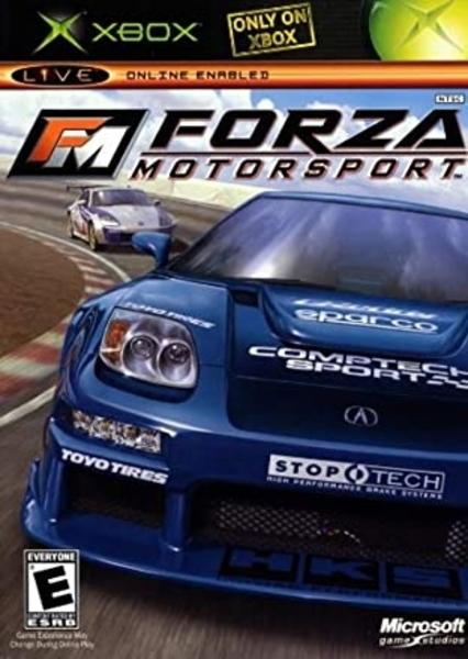 xbox 360 forza motorsport žaidimai
