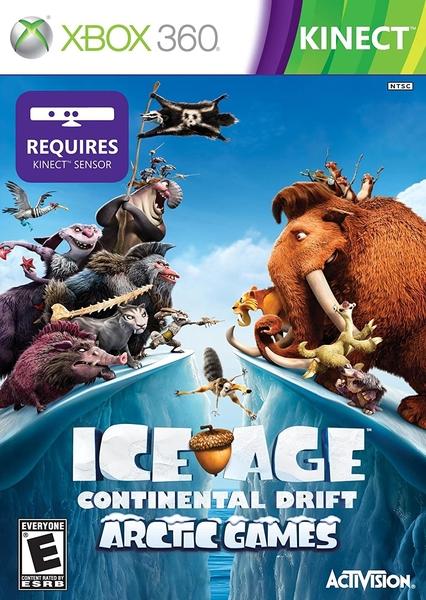 xbox 360 ice age 4