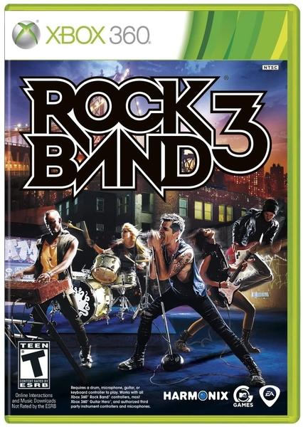 xbox 360 rockband 3