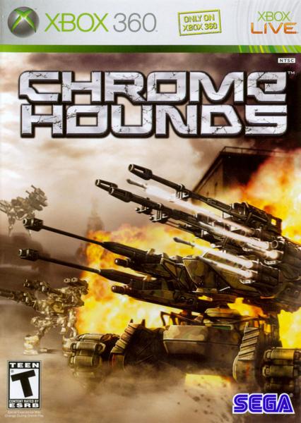 xbox chromehounds